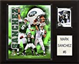 NFL Mark Sanchez New York Jets Player Plaque