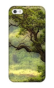 New Iphone 5/5s Case Cover Casing(standing Tall Over The Ridge) WANGJING JINDA