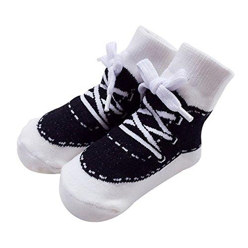 f42cb8767 50% de descuento Sanlutoz Calcetines para bebés 5 Pack recién nacido niños  piso algodón calcetines
