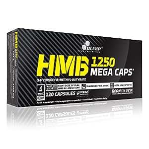 Olimp Sport Nutrition HMB Mega Anticatabólico - 120 Cápsulas