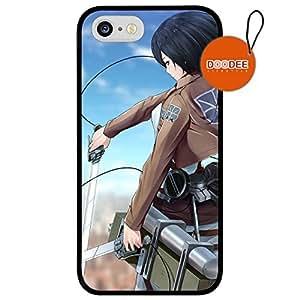 Attack on Titan Anime iPhone 6 plus Case & Cover Design Fashion Trend Cool Case Back Cover Silicone 22