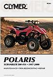 Polaris Scrambler 500 4x4, 1997-2000, Clymer Publications Staff and Penton Staff, 0892877626