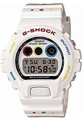 G-shock Casio Medicom Toy Dw-6900mt-7jr 30th Anniversary Collaboration Be@rbrick