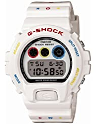 G-shock Casio Medicom Toy Dw-6900mt-7jr 30th Anniversary Collaboration Be@rbrick