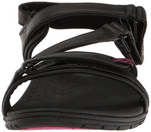 Sandalo Donna Da 11 Us Nero Maya B Rosa g7Z6qSWg