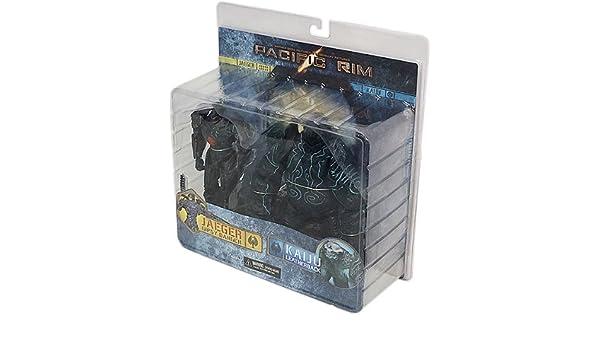 Pacific Rim Pack Damaged Gipsy Danger y Leatherback 2, figuras de 18 cm (Neca NEC0NC31948): Amazon.es: Juguetes y juegos
