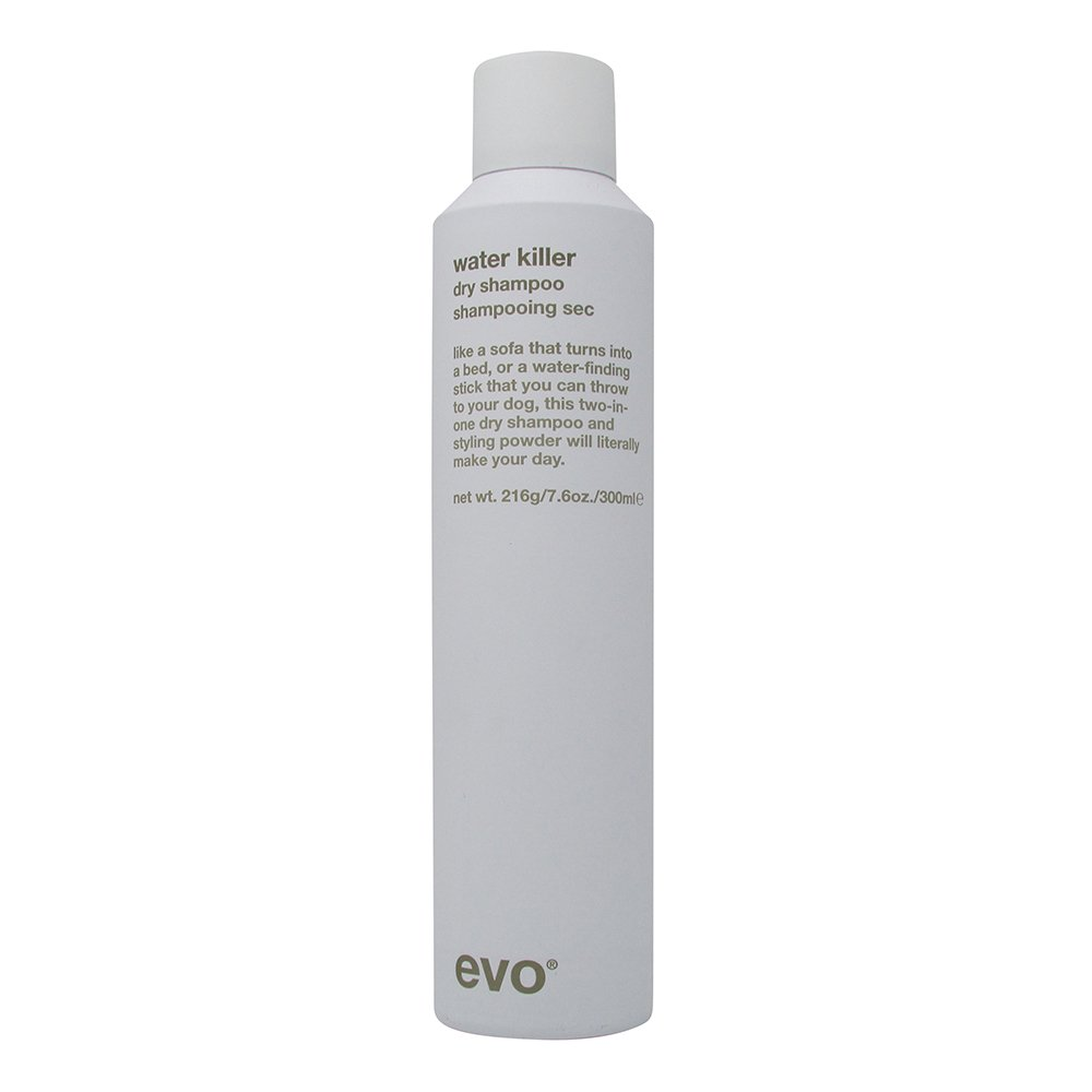 Evo Water Killer Dry Shampoo, 4.3 Ounce