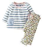 #10: Fiream Girls Autumn Cute Print Long Sleeve Clothing Set