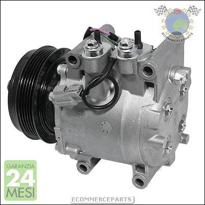 X42 Compresor Aire Acondicionado SIDAT Honda Jazz II Gasolina 2: Amazon.es: Coche y moto