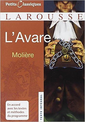 """""""L'Avare"""" - nagłówek - Francuski przy kawie"""