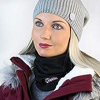 ALPIDEX Braga Cuello Forro Polar Calido Calentator Cuello Mujer ...