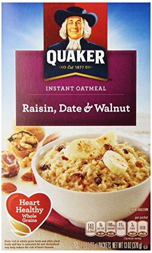 Quaker Oats Oatmeal Raisin - 7