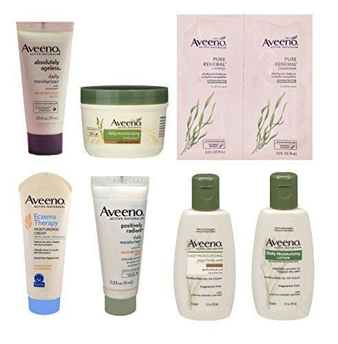 Сувенир Aveeno Sample Box (get