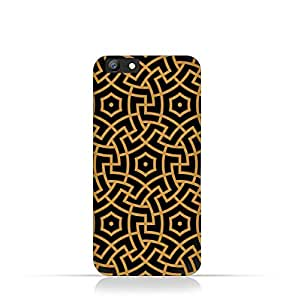 Oppo A57 TPU Silicone Case With Morocco Traditional Arabic Pattern