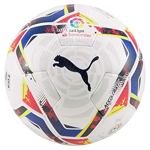 PUMA LaLiga Accelerate 2020-2021 (FIFA Quality Pro) WP, Balón, White-Multi Colour