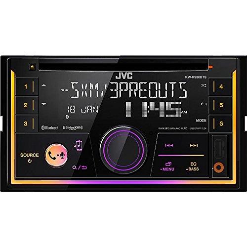 JVC In-Dash CD Receiver (KW-R930BT)
