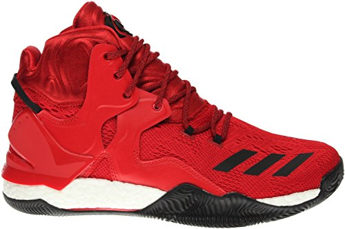 adidas SM D Rose 7 NCAA Black;red free shipping top quality 2015 cheap price clearance best cheap ebay GWxeH
