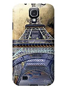Xpeen Phone Cases Great Eiffel Tower Style Design Case Tpu For Samsung Galaxy S4