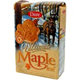 Dare Cookies, Maple Leaf Creme, 12.3-Ounce Boxes (Pack of 12) by Dare