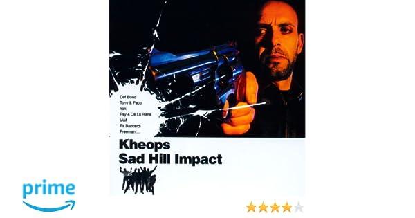 IMPACT TÉLÉCHARGER HILL DJ SAD KHEOPS