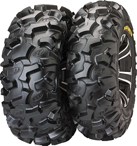 ITP Blackwater Evolution Mud Terrain ATV Tire 27x11R12
