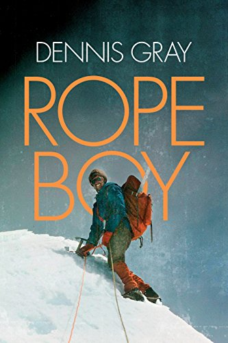 - Rope Boy: A life of climbing from Yorkshire to Yosemite