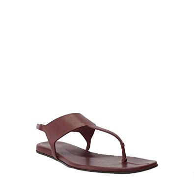 Carritz Leather Slingback Sandals cheap sale in China 842d9Lduwk