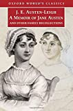 img - for A Memoir of Jane Austen: and Other Family Recollections (Oxford World's Classics) book / textbook / text book