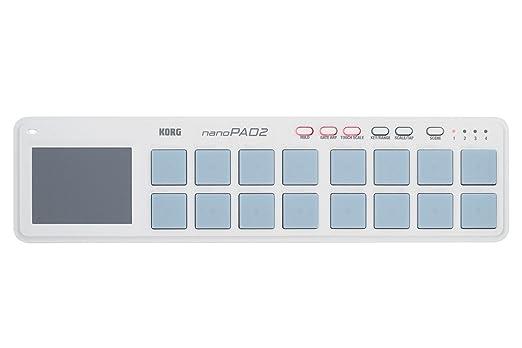 11 opinioni per Korg Nano Pad 2 white drum controller