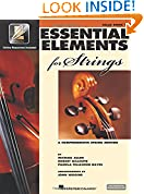 #9: Essential Elements for Strings - Book 1 with EEi: Cello