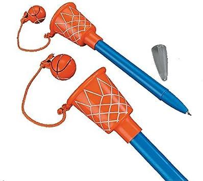 Amazon.com: Fun Express - Bolígrafos de baloncesto, Art Deco ...