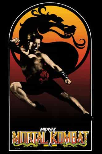 Amazon Com Mortal Kombat I Or Mk 1 Video Arcade Game