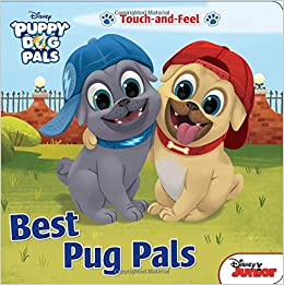 Buy Puppy Dog Pals Best Pug Pals Book Online At Low Prices In India