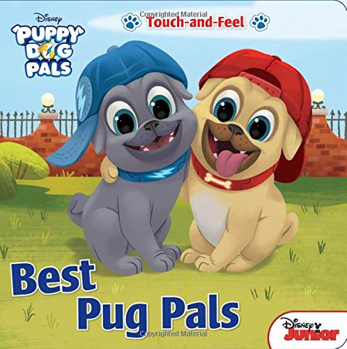 Pug Pals - Puppy Dog Pals Best Pug Pals
