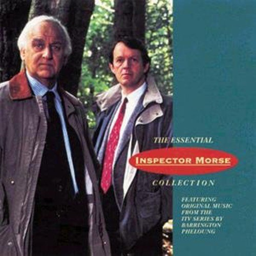 The Essential Inspector Morse - Barrington Uk
