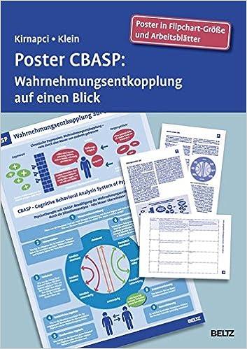 Poster CBASP: Wahrnehmungsentkopplung auf einen Blick. Poster in ...