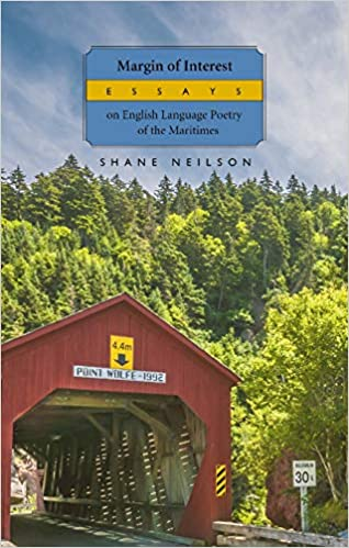 amazoncom margin of interest essays on english language poetry of  margin of interest essays on english language poetry of the maritimes st  edition