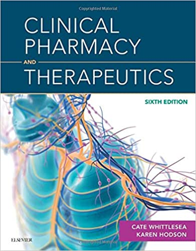 Clinical Pharmacy And Therapeutics By Roger Walker Pdf