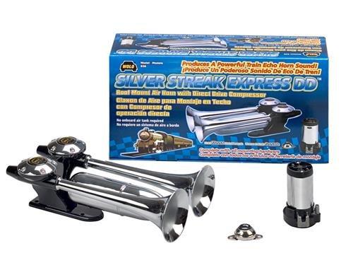 Wolo 836 Silver Streak Express Air Horn (Silver Streak Express Horn)