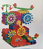 Zvation Motorized Blocks A Fun Way To Learn Colors And Shapes - Playful Way To Build Your Childs Creative Skills And Imagination - Intellect Toy Educational Toys for Boys and Girls