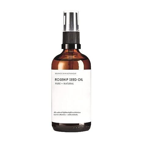 Escaramujo Seeed aceite 50 ml – PURE & Organic cuidado de la piel – & revitaliza
