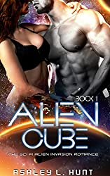 Alien Romance: Alien Cube: The Sci-FI Alien Invasion Abduction Romance (Book 1)