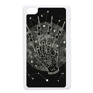 iPod Touch 4 Case White Moonlight Magic SH3813660