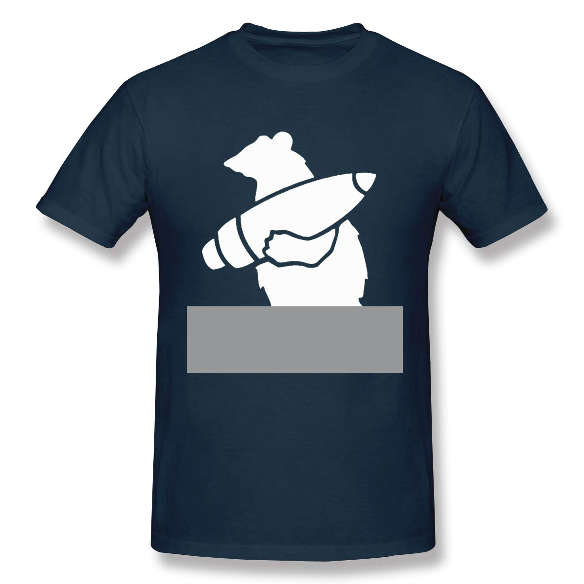 S Wojtek The Bear Comfortable Tshirts Navy