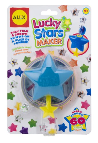 ALEX Toys Craft Lucky Stars Maker