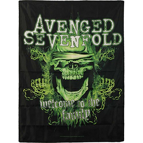 Avenged Sevenfold - Poster Flag (Sevenfold Poster Avenged Flag)