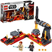 LEGO Star Wars: Revenge of the Sith Duel on Mustafar 75269 Anakin Skywalker vs. Obi-Wan Kenobi Building Kit, N
