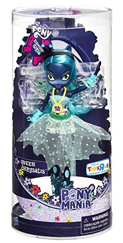 My Little Pony Equestria Girls Pony Mania Queen Chrysalis Exclusive -