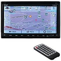 7IN 2DIN NAV DVD BLTH GPS