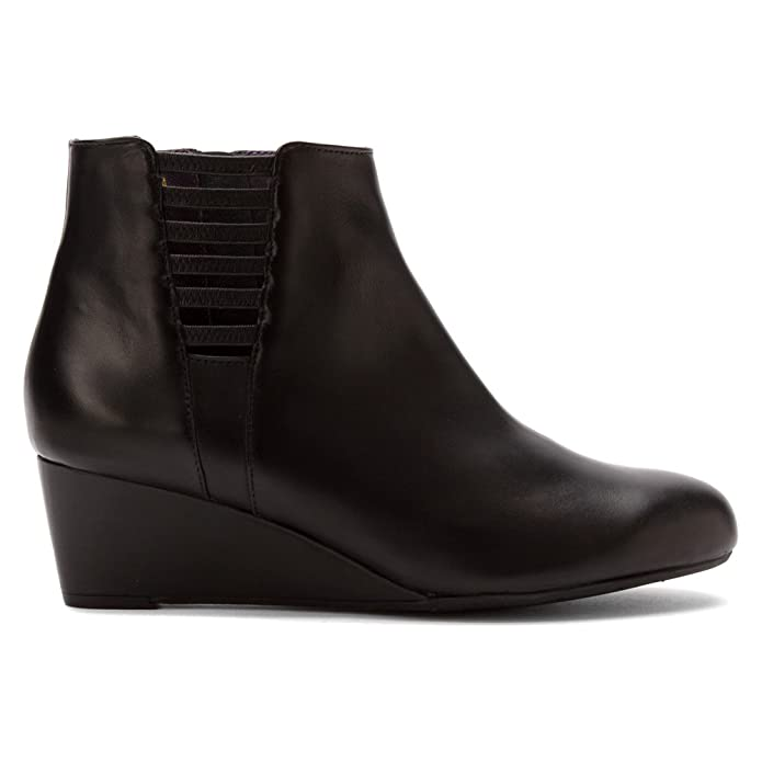 7a5733d8cc2e VANELi Women s Laban Black Nappa Mtch Zipper Boot  Buy Online at Low Prices  in India - Amazon.in